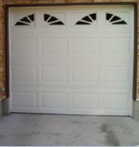 Steel Garage Door スチール製ガレージドア [ウレタン充填型]